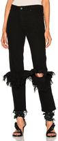 Preen by Thornton Bregazzi Neala Jeans in Black.