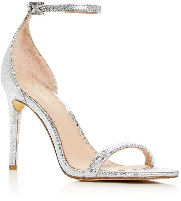 Sandals High Ema Ankle Strap Women's Heel FJclK1T3