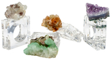Mapleton Drive Mixed Mineral Napkin Rings (Set of 4)