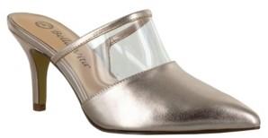Bella Vita Blakely Ii Heeled Mules Women's Shoes