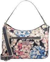 Cath Kidston Rhododendron Curved Shoulder Bag