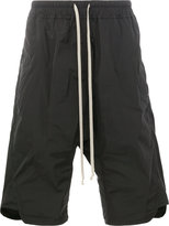 Rick Owens drop-crotch shorts - men - Polyester - 46