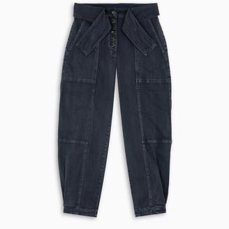 Ulla Johnson Black Storm jeans