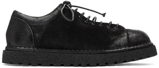 Marsèll Black Gomme Low-Top Boots