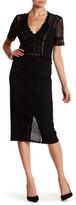 Rebecca Taylor Lace Crochet Skirt