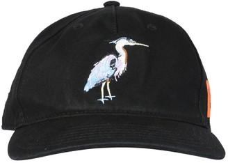 Heron Preston Embroidered Heron Baseball Cap