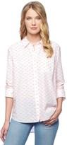 Splendid Shoreside Dot Shirt