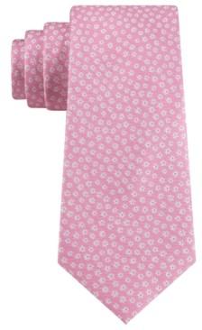 Tommy Hilfiger Men's Mini-Floral Tie