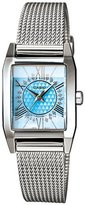 Casio Women's Core LTP1339BD-2A Silver Stainless-Steel Quartz Watch with Dial
