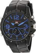 U.S. Polo Assn. Sport Men's US9239 Analog Digital Strap Watch