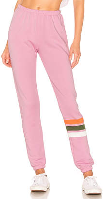 Wildfox Couture Knox Vintage Stripe Sweatpant