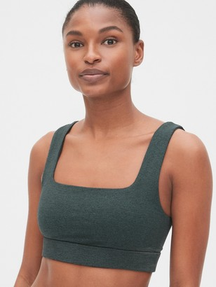 Gap GapFit Brushed Tech Jersey Low Support Sports Bra
