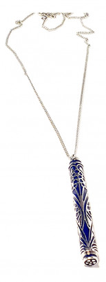 Liberty of London Designs Navy Metal Long necklaces