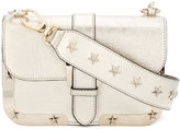 RED Valentino embellished satchel - women - Sheep Skin/Shearling - One Size