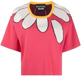 Boutique Moschino jersey-knit T-shirt