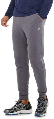 Asics Men's Brushed Fleece Jogger Pants
