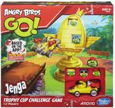 Hasbro Angry Birds Go! Jenga Trophy Cup Challenge Game by