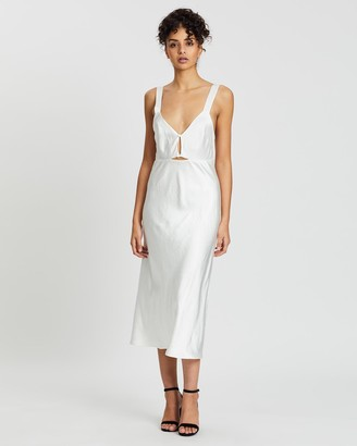Third Form Intrigue Bias Slip Dress