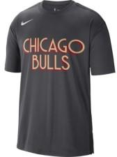 Nike Chicago Bulls Men's City Dry Top Shooter Shirt