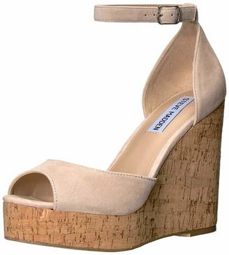 Steve Madden Women's Summers Wedge Sandal