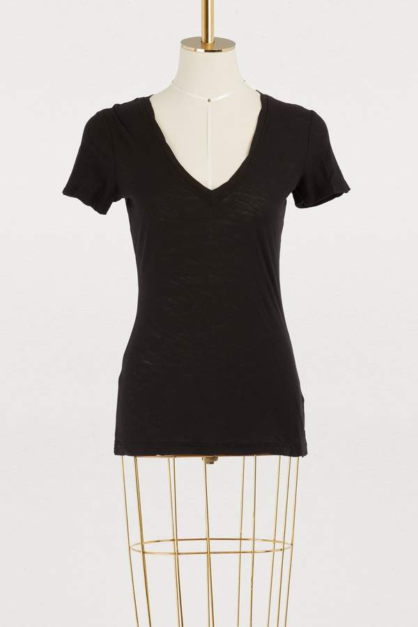 James Perse Casual Reverse T-Shirt
