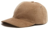 A.p.c. Louis Cotton-corduroy Baseball Cap