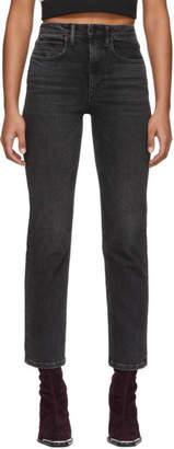 Alexander Wang Grey Cult Flex Jeans
