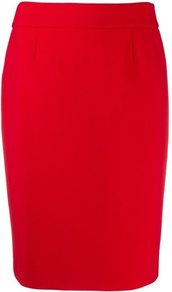 Paule Ka Straight Fit Skirt