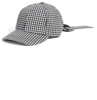 Collection XIIX Women's Bow Baseball Cap - Black