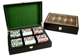 Bey-Berk Poker Set (307 PC)