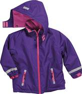 Playshoes Girl's Waterproof and Breathable, Ski and Snowboarding Jacket,(Manufacturer Size:86 cm)