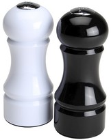 Olde Thompson Victoria Shaker Set - Black and White
