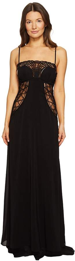 La Perla Soutache Dress Women's Dress