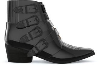 Toga Pulla AJ006 multi-strap boots