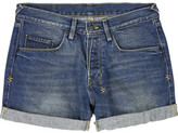 Ksubi Mid-Rise Denim Shorts