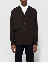 Marni Jacket in Brown