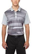 Puma Ice Stripe Golf Polo Shirt