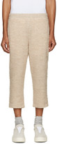 Cottweiler Beige Sheaf Lounge Pants