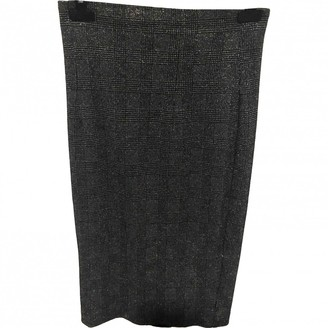 Vicolo Grey Skirt for Women
