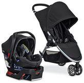 Britax 2016 B-Agile 3 Stroller & B-Safe 35 Infant Car Seat Elite Travel System