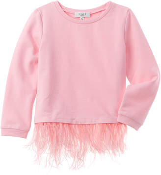 Milly Feather Top