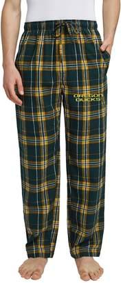 NCAA Men's Oregon Ducks Hillstone Flannel Lounge Pants