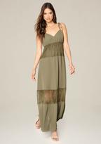 Bebe Petite Tania Maxi Dress