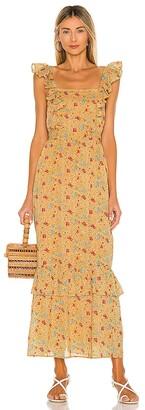 Banjanan Cinta Dress