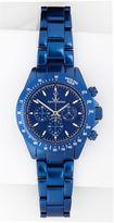 Toywatch Blue Metallic Chronograph