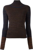 See by Chloe high neck jumper