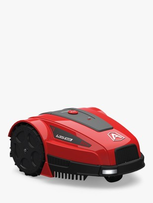 Ambrogio L35 Deluxe Elite Robotic Self-Propelled Lawn Mower, 25cm, Red