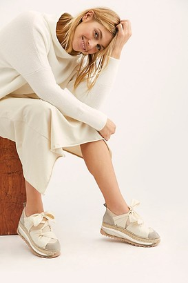 Free People Fp Collection Chapmin Espadrille Sneakers by FP Collection at