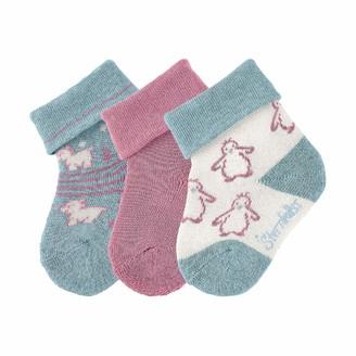 Sterntaler Baby Girls sockchen Eisbar Calf Socks
