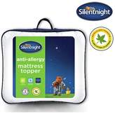 Silentnight Anti Allergy Mattress Topper - Single